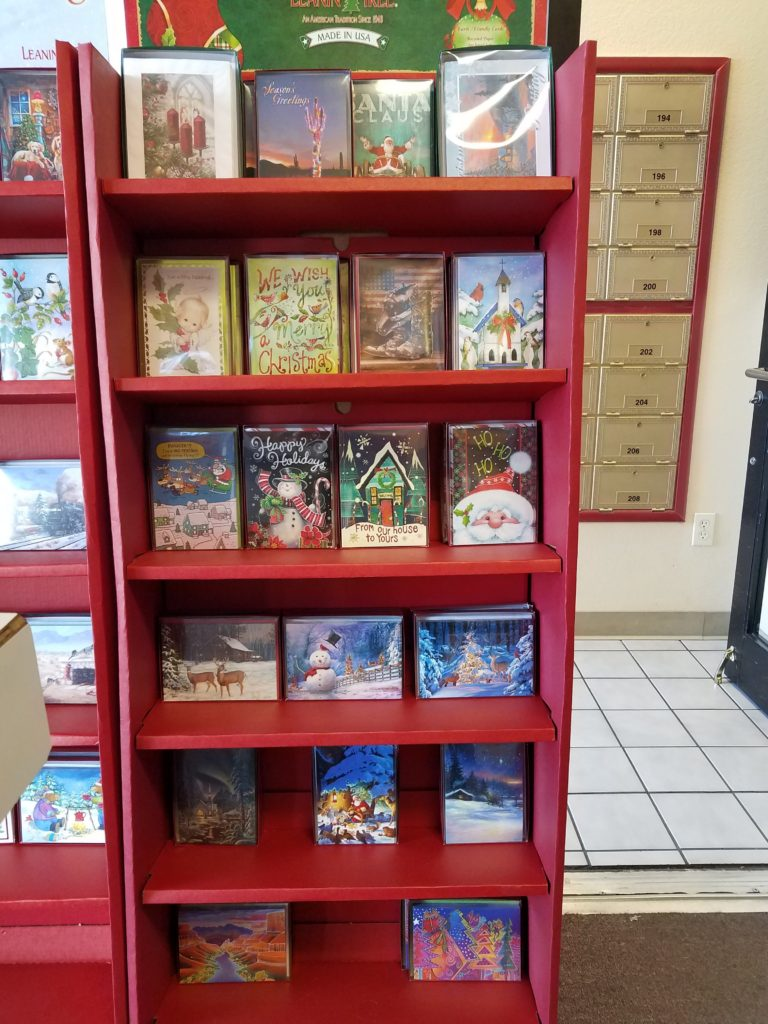 Get a jump on those Christmas Cards! « Pak Mail Tucson